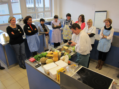 Formations mise en place d 39 une restauration collective - Formation cuisine collective ...
